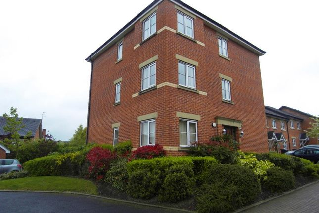 Thumbnail Flat to rent in Pavillion Gardens, Westhougton, Bolton