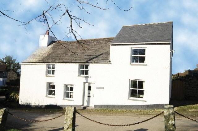 Thumbnail Detached house for sale in Michaelstow, St. Tudy, Bodmin