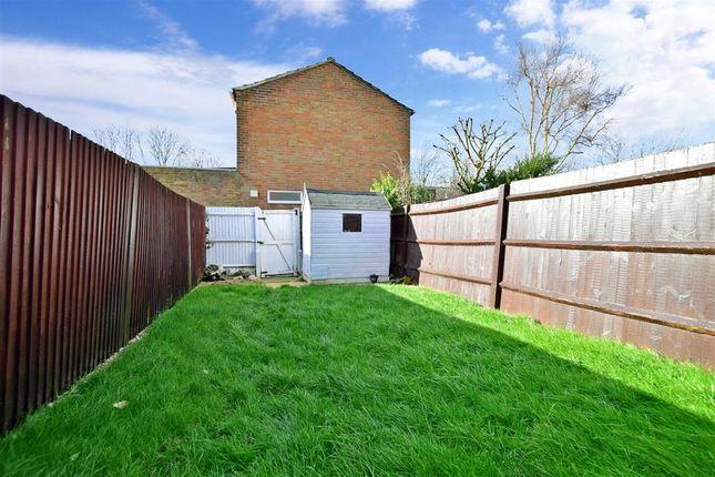 Rear Garden of Ayelands, New Ash Green, Longfield, Kent DA3
