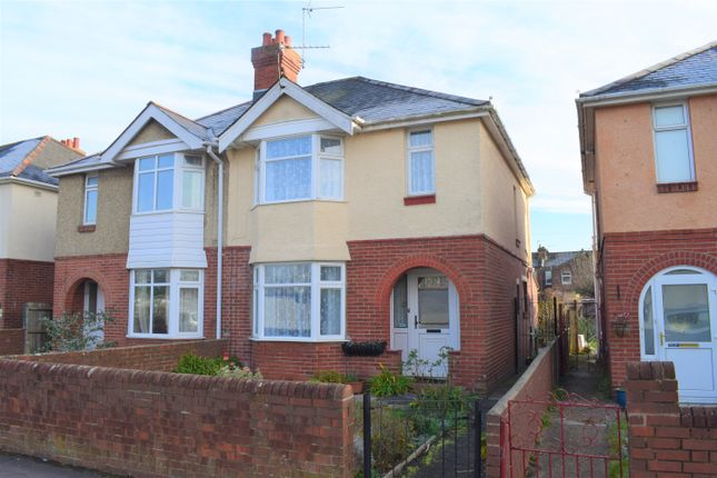 Thumbnail Semi-detached house to rent in Desborough Road, Eastleigh