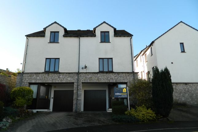 Thumbnail Town house for sale in Cherry Tree Crescent, Kendal