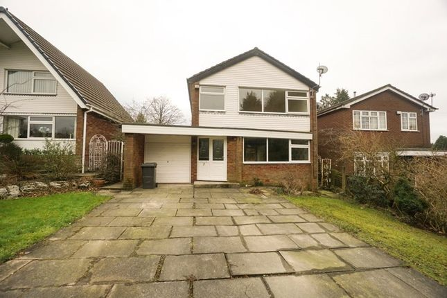 Thumbnail Detached house to rent in St. Leonards Avenue, Lostock, Bolton