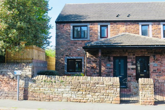 Thumbnail Semi-detached house for sale in Ash Cottage, Alexander Road, Penrith