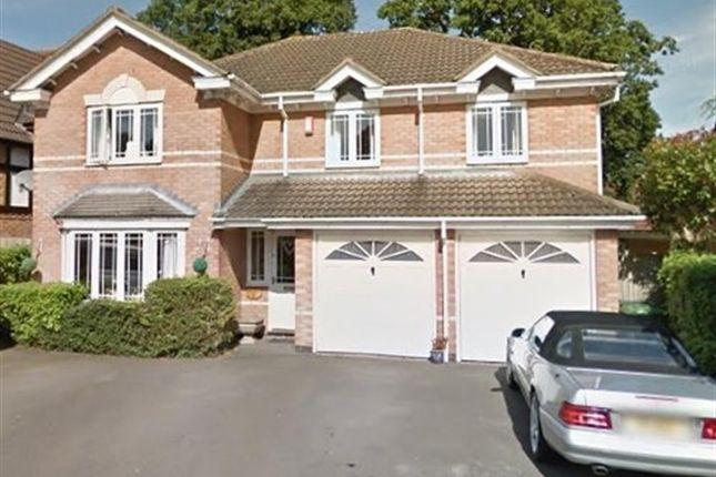 Thumbnail Detached house to rent in Glendon Way, Dorridge