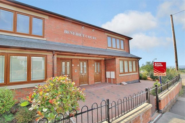 Thumbnail Flat for sale in Benedict Court, Bronllwyn, Cardiff
