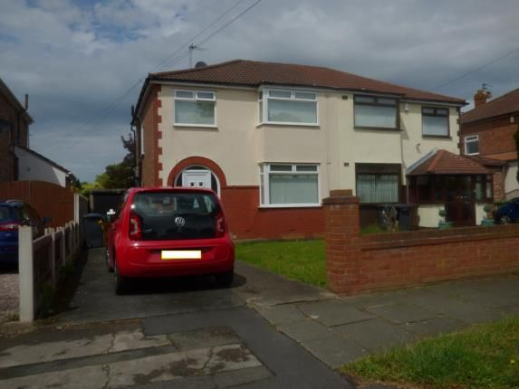 Thumbnail Semi-detached house for sale in Gainsborough Avenue, Maghull, Liverpool, Merseyside