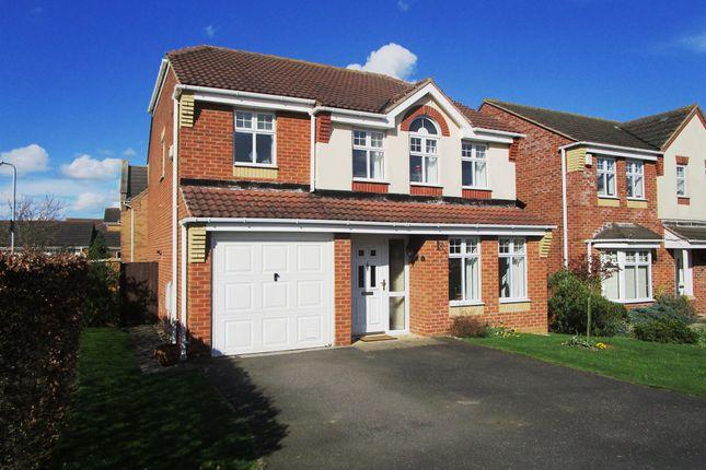 4 bed detached house for sale in Carlisle Way, Bracebridge Heath, Lincoln
