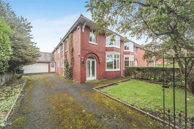 Thumbnail Semi-detached house for sale in Ascalon Gill Lane, Longton, Preston