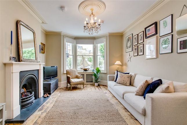 Thumbnail Terraced house for sale in Askew Crescent, London