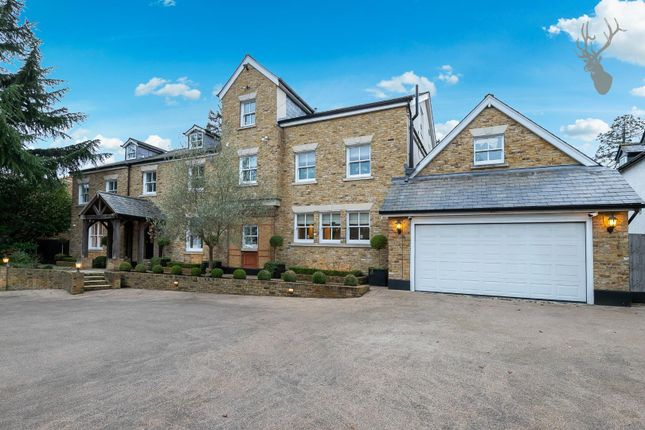 Thumbnail Detached house for sale in Theydon Road, Epping, Essex