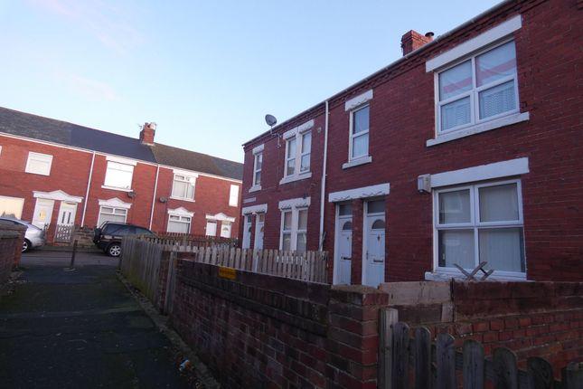Thumbnail Flat for sale in Queen Street, Ashington