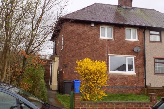 Thumbnail Semi-detached house to rent in Springwater Avenue, Hackenthorpe, Sheffield