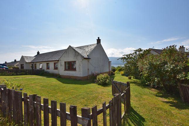 Thumbnail Semi-detached bungalow for sale in Torr-Na-Faire, Lochaline, Morvern