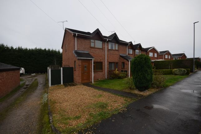 Thumbnail Detached house to rent in Sontley Road, Wrexham