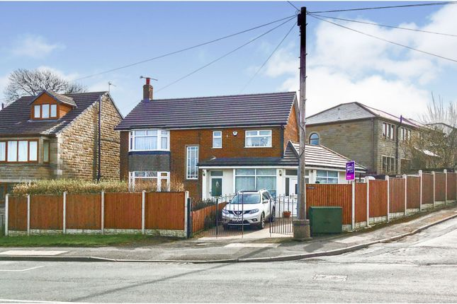Thumbnail Detached house for sale in New Lane, Cleckheaton