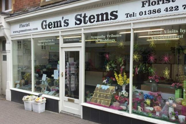 Retail premises for sale in 25 Port Street, Evesham