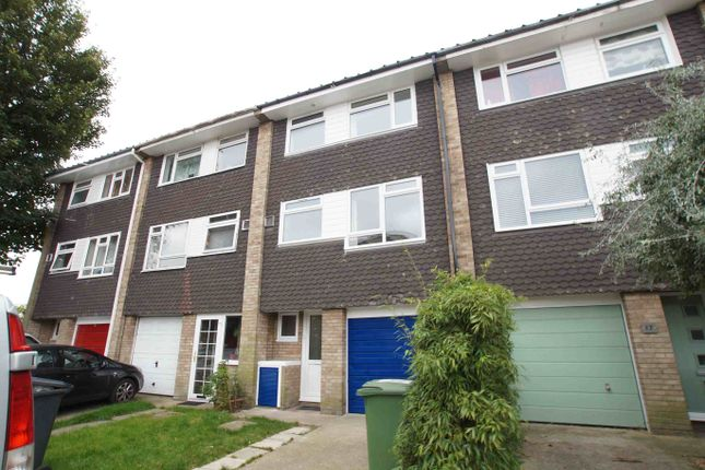 Thumbnail Terraced house to rent in Forestholme Close, Taymount Rise, London