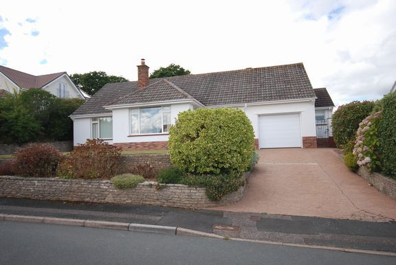 Thumbnail Detached bungalow for sale in Windsor Mead, Sidford, Sidmouth