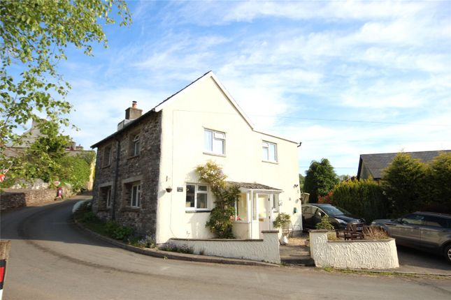Thumbnail Detached house for sale in Pentrefelin, Brecon, Powys