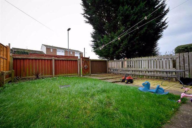 Rear Garden of Pitsford Close, Bransholme, Hull HU7