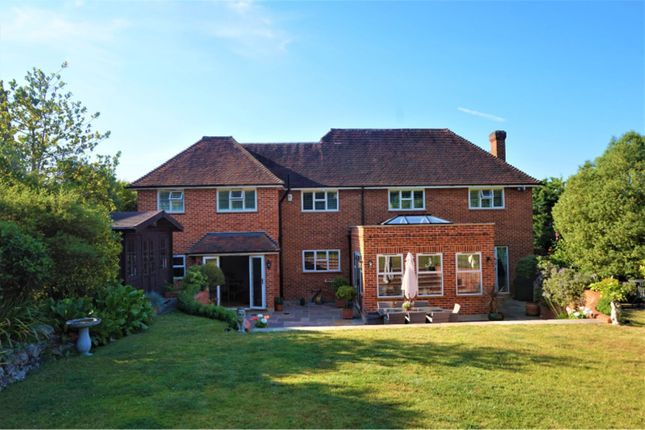 Thumbnail Detached house for sale in West Hill, Sanderstead South Croydon