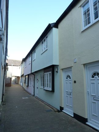 Thumbnail Maisonette to rent in Bakers Mews, Fore Street, Cullompton