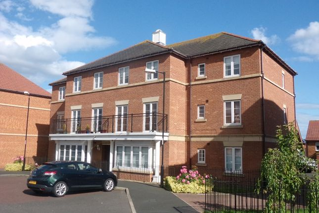 Thumbnail Flat for sale in Aylesford Mews, Sunderland
