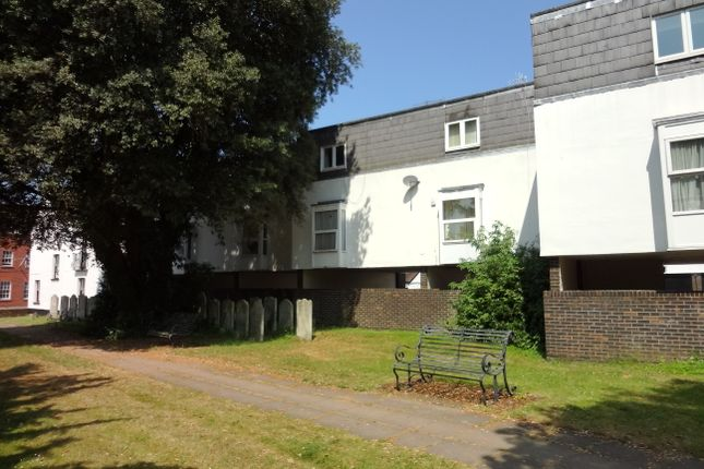 Thumbnail Flat to rent in Church Row Mews, Ware