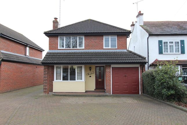 Thumbnail Detached house for sale in Main Road, Hawkwell, Hockley