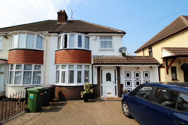 Thumbnail Semi-detached house for sale in Winchester Road, Wolverhampton, West Midlands