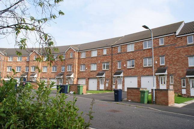 Thumbnail Terraced house to rent in Village Heights, Gateshead NE8, Gateshead,