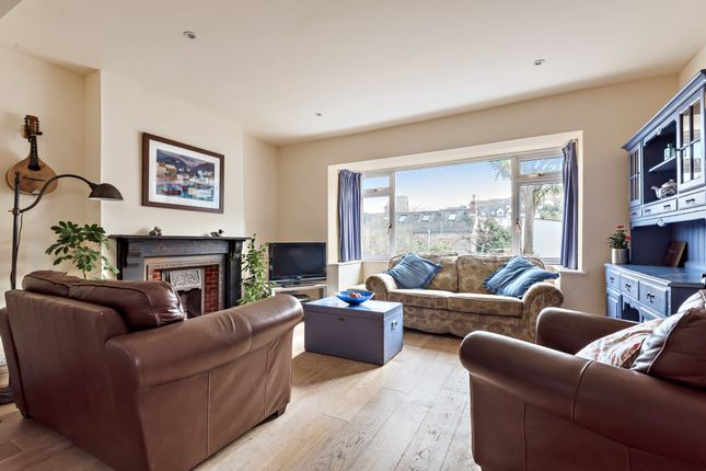 Thumbnail Semi-detached house for sale in Croft Road, Salcombe