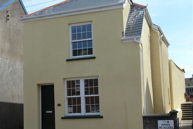 Thumbnail Detached house to rent in New Street, Great Torrington, Devon