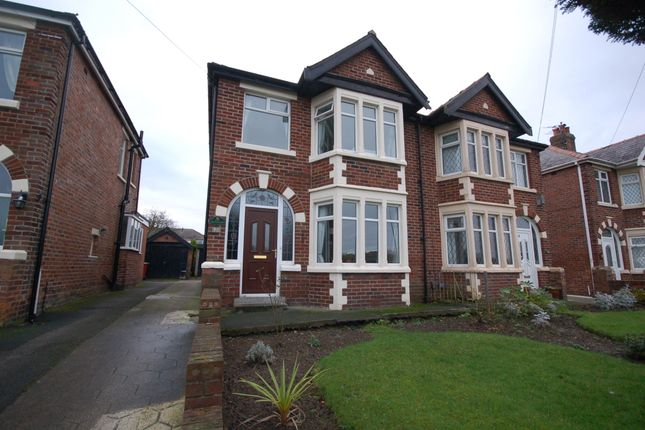 Thumbnail Semi-detached house for sale in Lawson Road, Blackpool