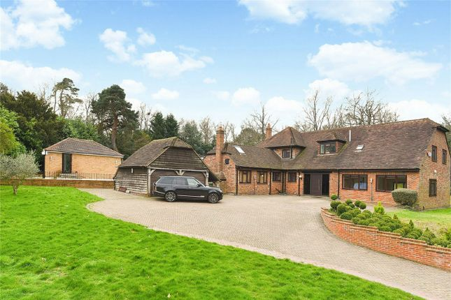 Thumbnail Detached house for sale in Shirley Church Road, Shirley, Croydon, Surrey