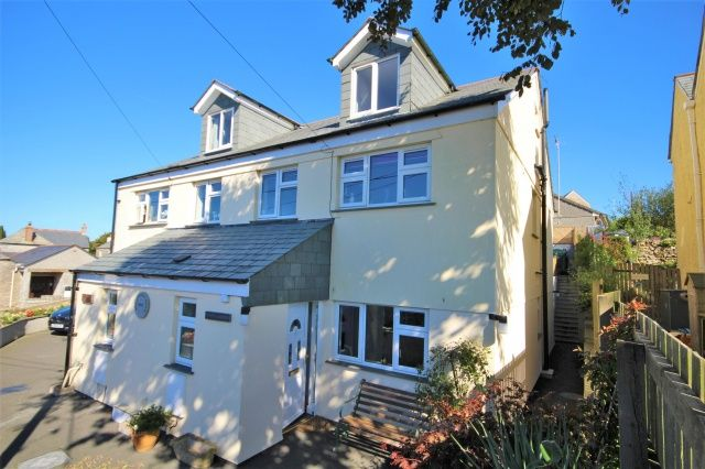Thumbnail Semi-detached house for sale in St. Breward, Bodmin