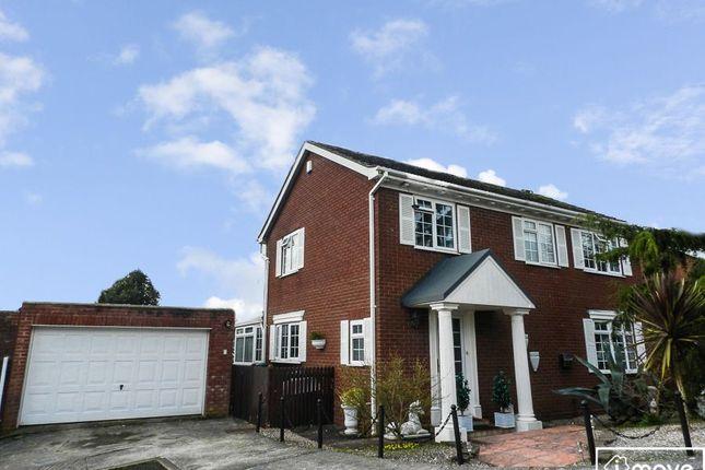 Detached house for sale in Underidge Drive, Paignton