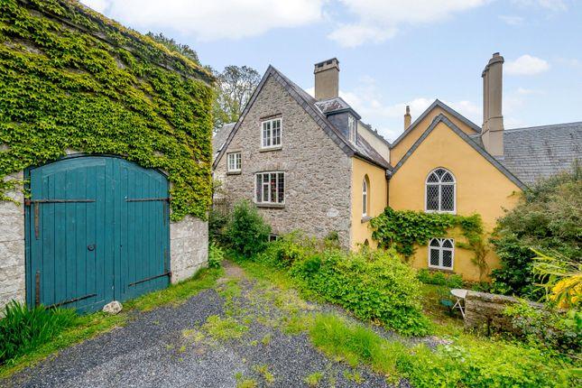 Thumbnail Semi-detached house for sale in Mapstone Hill, Lustleigh, Newton Abbot, Devon