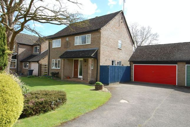 Thumbnail Detached house for sale in Chaundy Road, Tackley, Kidlington