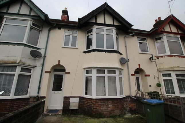Thumbnail Semi-detached house to rent in Somerset Terrace, Southampton