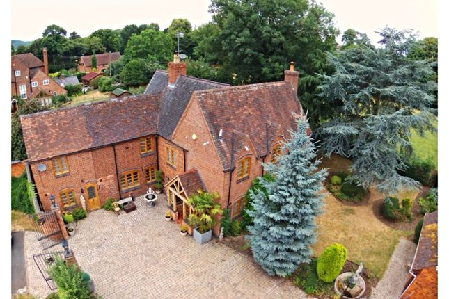 Aerial View of Cedar Tree Close, Stourport-On-Severn DY13