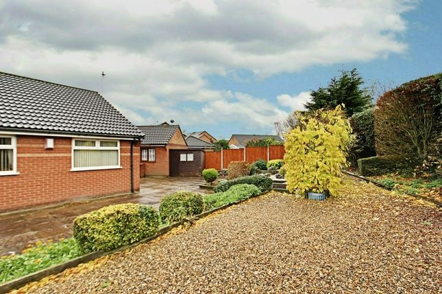 Thumbnail Bungalow for sale in Dunscombe Park, Hull
