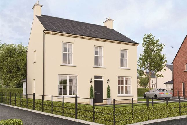 4 bed detached house for sale in 71, Readers Park, Ballyclare