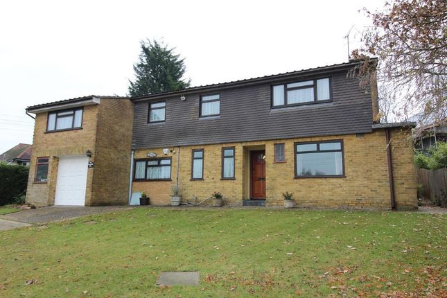 3 bed detached house for sale in Norsted Lane, Pratts Bottom, Kent