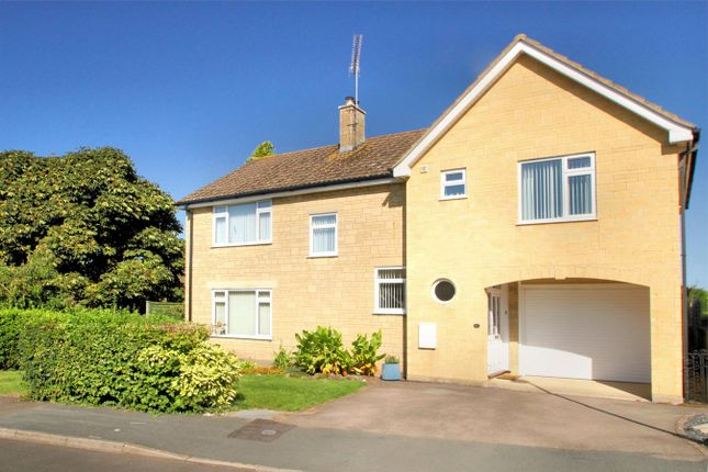 Thumbnail Detached house for sale in Horsford Road, Charfield, South Gloucestershire