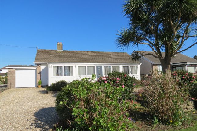 Thumbnail Detached bungalow for sale in Sea Road, Carlyon Bay, St. Austell