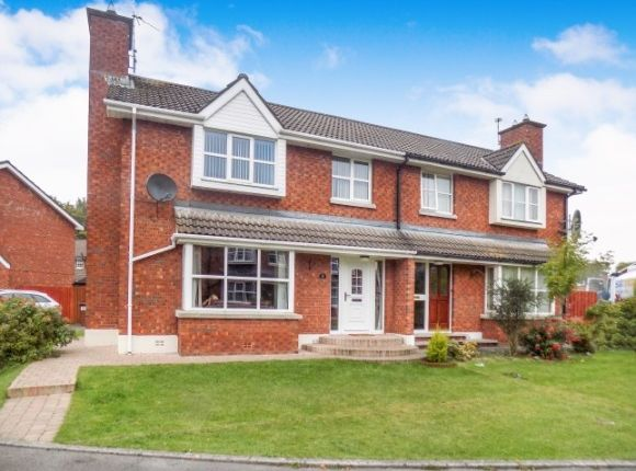 Thumbnail Semi-detached house to rent in Knockdarragh Park, Ballinderry Upper, Lisburn