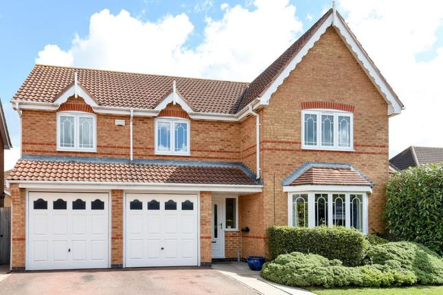 Thumbnail Detached house for sale in Langford Village, Bicester