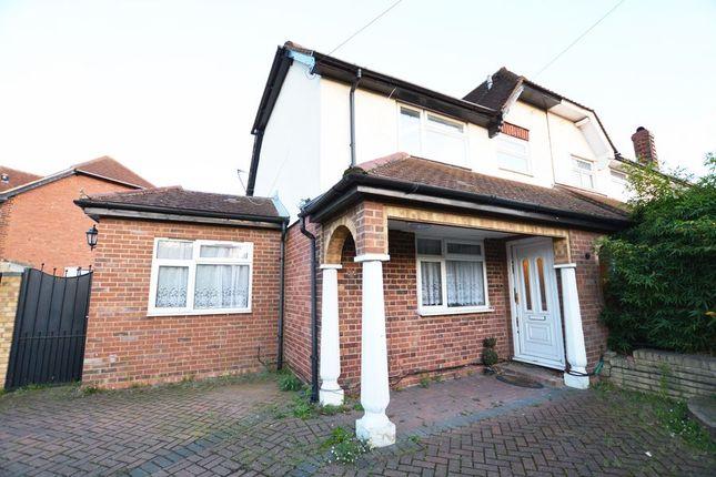 Thumbnail Shared accommodation to rent in Collingwood Road, Hillingdon, Uxbridge
