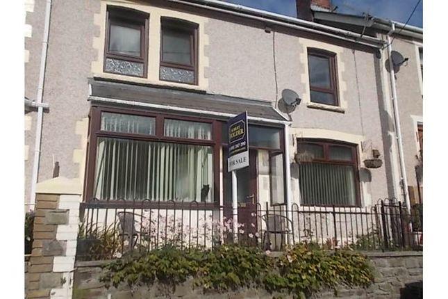 Thumbnail Terraced house for sale in Regent Street, Llanhilleth, Abertillery